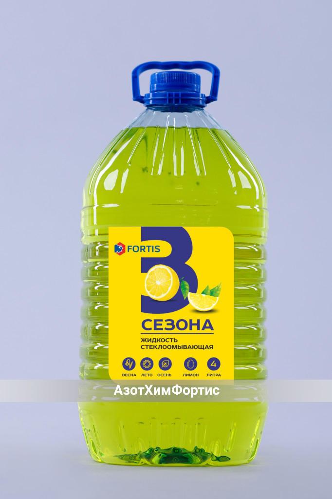 Главная Каталог Автожидкости Жидкости стеклоомывающие «Три сезона»